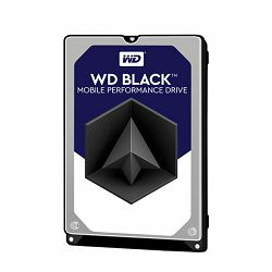 Tvrdi Disk WDBlack™ 500GB, SATA 2,5