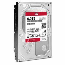 Tvrdi Disk WD Red Pro 6TB SATA 3 WD6002FFWX
