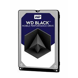 Tvrdi Disk WDBlack™ 1TB, SATA3  2,5