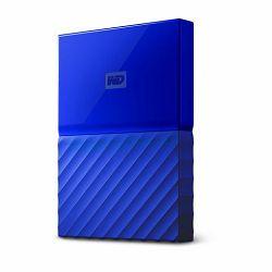 Vanjski Tvrdi Disk WD My Passport Blue 3TB