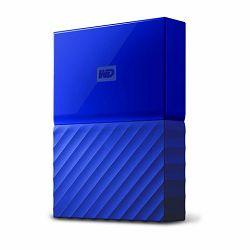 Vanjski Tvrdi Disk WD My Passport Blue 2TB