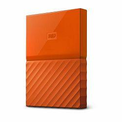 Vanjski Tvrdi Disk WD My Passport Orange 4TB