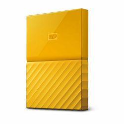 Vanjski Tvrdi Disk WD My Passport Yellow 4TB