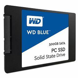 WD BLUE PC SSD 500 GB SATA