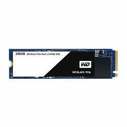 SSD WD Black 256GB M.2 PCIe Gen3 x4 2280