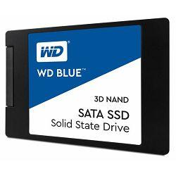 SSD WD 500GB Blue 3D NAND SATA 2.5