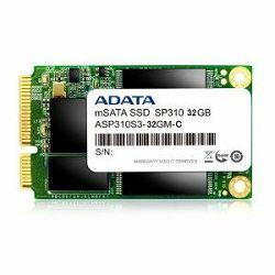 SSD AD 32GB SP310, mSATA