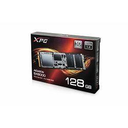 128GB XPG SX 8000 PCIe M.2 2280 SSD