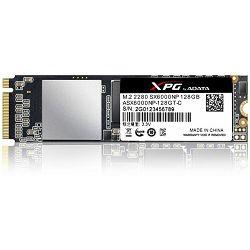 SSD 128GB AD SX6000 PCIe M.2 2280