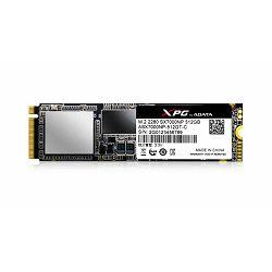 SSD 512GB AD SX7000 PCIe M.2 2280 3D nand