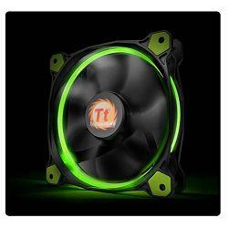 Hladnjak za kućište Thermaltake Riing 12 LED Green