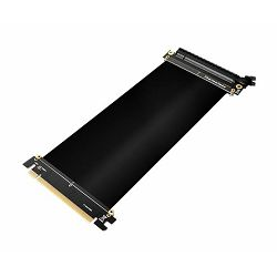 CAS DOD TT Gaming PCI-E 3.0 X16 Riser Cable (EMI shielding)