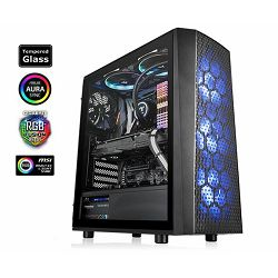 Kućište Thermaltake Versa J24 Tempered Glass RGB Edition