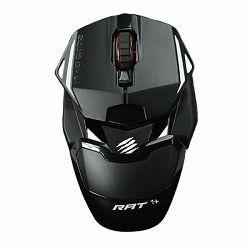Miš žični Mad Catz R.A.T. 1+ optički gaming, crni