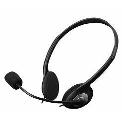 MS HS-103 žičane slušalice s mikrofonom