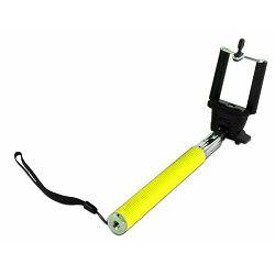 MS SELFIE žuti selfie štap