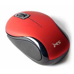 MS ROUTE2 crveni bežični miš