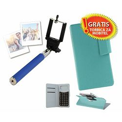 MS SELFIE štap plavi + MS MODULE 4