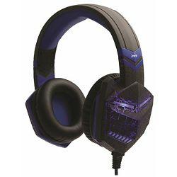 MS GODZILLA PRO gaming slušalice plave