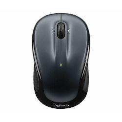 Miš bežični Logitech M325,dark silver, novi