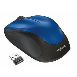 Miš bežični Logitech M235 plavi