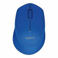 Miš bežični Logitech M280 plavi