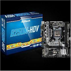 Matična ploča ASR B250M-HDV