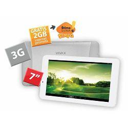 VIVAX tablet TPC-71213G Dual SIM + 2GB internet prometa
