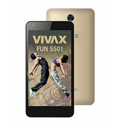 VIVAX Fun S501 gold