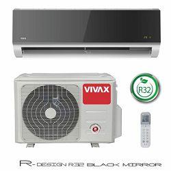 VIVAX COOL, klima ur., ACP-12CH35AERI BLACK R32 - inv., 3.81kW