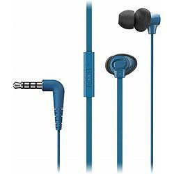 PANASONIC slušalice RP-TCM130E-A plave