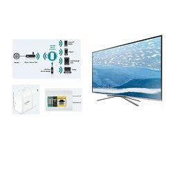 SAMSUNG LED TV 49KU6402, Flat UHD, SMART + DIR 505