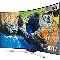 SAMSUNG LED TV 55MU6272, CURVED UHD
