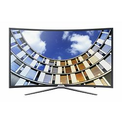 SAMSUNG LED TV 55M6372, Curved FHD, SMART