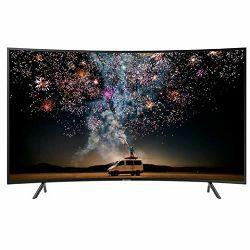 SAMSUNG LED TV 65RU7372, UHD, SMART, CURVED