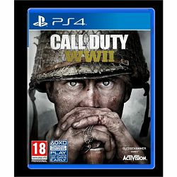GAM SONY PS4 igra Call of Duty: WWII Standard Edition