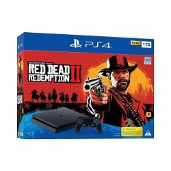 GAM SONY PS4 1TB Slim F chassis + Red Dead Redemption 2