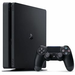 GAM SONY PS4 500GB F Chassis Black