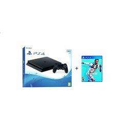 GAM SONY PS4 500G F + FIFA 19