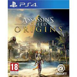 GAME PS4 igra Assassins Creed Origins Standard Edition