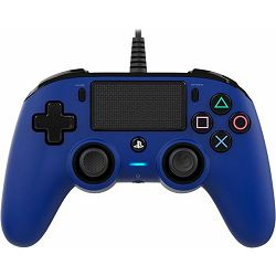 GAME PS4 Bigben PS4 Controller žični plavi
