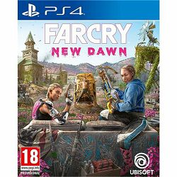 GAME PS4 igra Far Cry 5 & Far Cry New Dawn set