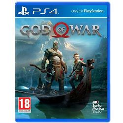 GAME PS4 igra God of War Standard Edition