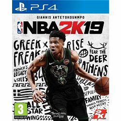 GAME PS4 igra NBA 2K19 Standard Edition
