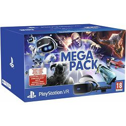 GAME PS4 PlayStation VR Mega Pack VCH + VR WorldsVCH + Camera v2 Mk4
