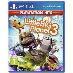 GAME PS4 igra Little Big Planet 3 HITS