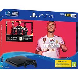 GAM SONY PS4 Pro 1TB G chassis + FIFA 20+ FUT 20 VCH + PS Plus 14 Days
