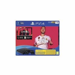 GAM SONY PS4 1TB F chassis+FIFA 20+DS+FUT 20 VCH+14D