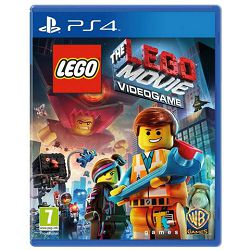 GAME PS4 igra The Lego Movie Videogame