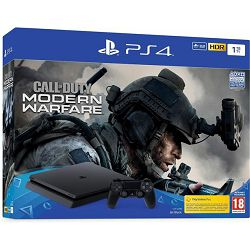 GAM SONY PS4 1TB F chassis + Call of Duty: Modern Warfere 2019
